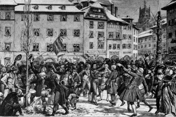 24 janvier 1798 - indépendance vaudoise