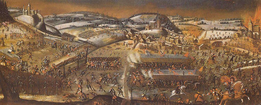 Bataille de Villmergen 1024
