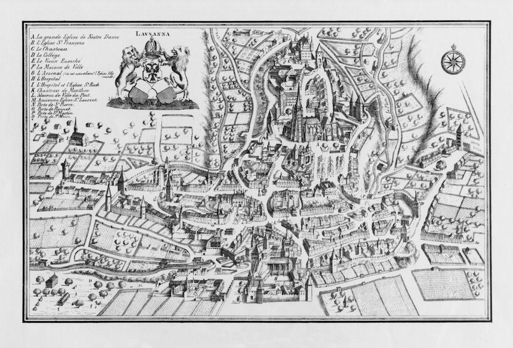 Lausanne 1671