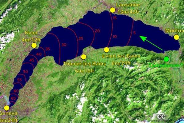 Eboulement de montagne – VIe Siècle (est.)