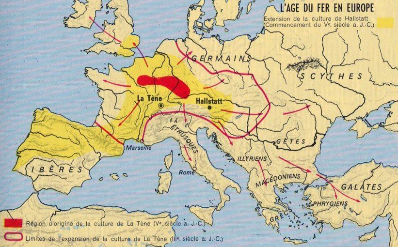 Civilisation de Hallstatt et de la Tène