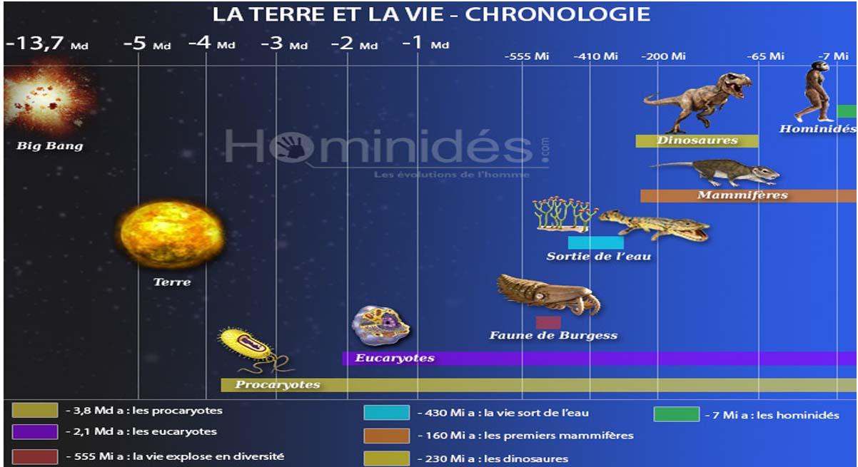 chronologie-terre