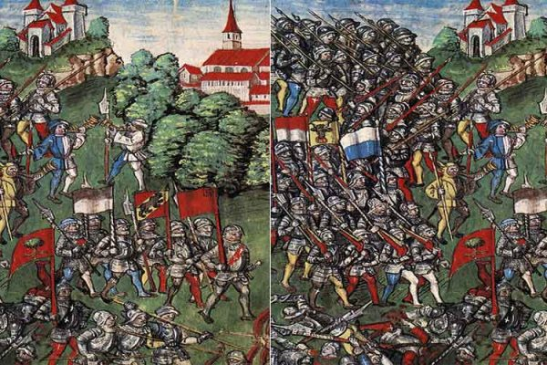 1474 – 1477 Les guerres de Bourgogne
