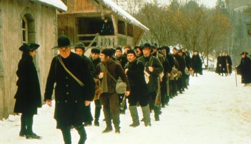 La Guerre dans le Haut Pays - 1798 Film