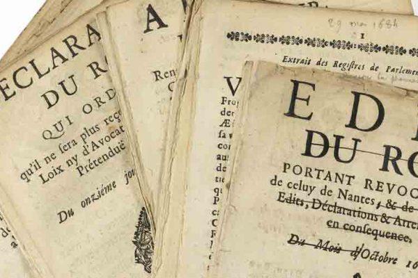 Les Persécutions religieuses au 16e siècle